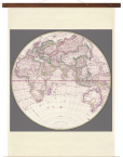 Wallchart worldmap